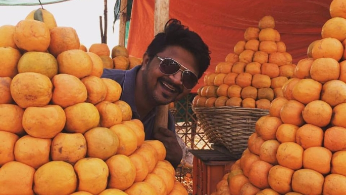 Nagpur's RJ Milind
